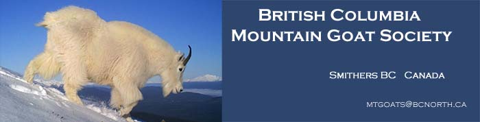 British Columbia Mountain Goat Society
